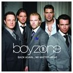 BOYZONE ボーイゾーン/BACK AGAIN...NO MATTER WHAT : THE GREATEST HITS 輸入盤 CD