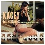 KACEY MUSGRAVES ケイシー・マスグレイヴス/SAME TRAILER DIFFERENT PARK 輸入盤 CD