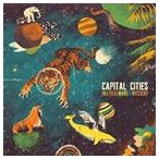 CAPITAL CITIES キャピタル・シティーズ/IN A TIDAL WAVE OF MYSTERY 輸入盤 CD