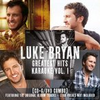 LUKE BRYAN ルーク・ブライアン/GREATEST HITS KARAOKE VOL. 1 輸入盤 CD