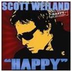 SCOTT WEILAND スコット・ウェイランド/HAPPY IN GALOSHES 輸入盤 CD