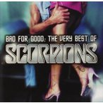 SCORPIONS スコーピオンズ/BAD FOR GOOD : VERY BEST OF 輸入盤 CD