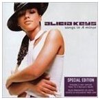 ALICIA KEYS アリシア・キーズ/SONGS IN A MINOR-REPACKAGE 輸入盤 CD