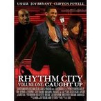 USHER アッシャー/RHYTHM CITY VOLUME 1 : CAUGHT UP 輸入版 DVD