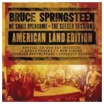 BRUCE SPRINGSTEEN ブルース・スプリングスティーン/WE SHALL OVERCOME : THE SEEGER SESSIONS (DELUXE CD/DVD) 輸入盤 CD