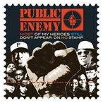 PUBLIC ENEMY パブリック・エナミー/MOST OF MY HEROES STILL DON'T APPEAR ON NO STAMP 輸入盤 CD