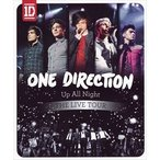 ONE DIRECTION ワン・ダイレクション/UP ALL NIGHT : LIVE TOUR 輸入版 Blu-ray