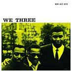 ROY HAYNES WITH PHINEAS NEWBORN �� PAUL CHAMBERS��WE THREE ͢���� CD