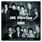ONE DIRECTION ワン・ダイレクション/FOUR (ULTIMATE EDITION/CD SIZE/LTD) 輸入盤 CD