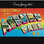BRUCE SPRINGSTEEN ブルース・スプリングスティーン/GREETINGS FROM ASBURY PARK N.J 輸入盤 CD