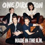 ONE DIRECTION ワン・ダイレクション/MADE IN THE A.M. 輸入盤 CD