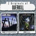 OVERKILL オーヴァーキル/NECROSHINE-FROM THE UNDERGROUND 輸入盤 CD
