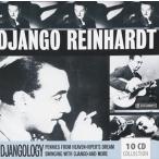 DJANGO REINHARDT ジャンゴ・ラインハルト/10 CD WALLET BOX 輸入盤 CD