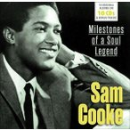 SAM COOKE サム・クック/MILESTONES OF A SOUL LEGEND : 10 ORIGINAL ALBUMS 輸入盤 CD