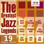 VARIOUS ヴァリアス/GREATEST JAZZ LEGENDS 輸入盤 CD