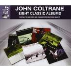 JOHN COLTRANE ジョン・コルトレーン/EIGHT CLASSIC ALBUMS 輸入盤 CD