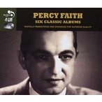 PERCY FAITH & HIS ORCHESTRA パーシー・フェイス&ヒズ・オーケストラ/SIX ORIGINAL ALBUMS SELECTION 輸入盤 CD