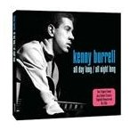 KENNY BURRELL ケニー・バレル/ALL DAY LONG/ALL NIGHT LONG 輸入盤 CD