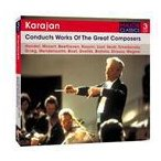 KARAJAN カラヤン/CONDUCTS WORKS OF THE GREAT CO 輸入盤 CD