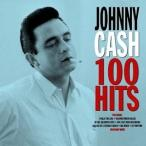 JOHNNY CASH ジョニー・キャッシュ/100 HITS 輸入盤 CD