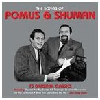 VARIOUS ヴァリアス/SONGS OF POMUS & SHUMAN 輸入盤 CD