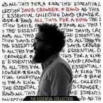 DAVID CROWDER デヴィッド・クラウダー/ALL THIS FOR A KING : COLLECTION 輸入盤 CD