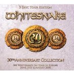 WHITESNAKE ホワイトスネイク/30TH ANNIVERSARY COLLECTION (3CD 輸入盤 CD