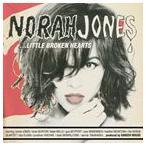 NORAH JONES ノラ・ジョーンズ/LITTLE BROKEN HEARTS 輸入盤 CD