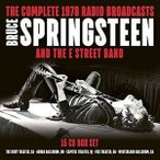BRUCE SPRINGSTEEN & THE E STRE ブルース・スプリングスティーン/COMPLETE 1978 RADIO BROADCASTS 輸入盤 CD