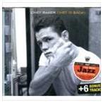CHET BAKER チェット・ベイカー/CHET IS BACK! 輸入盤 CD