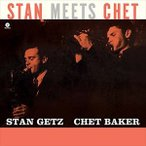 STAN GETZ & CHET BAKER スタン・ゲッツ&チェット・ベイカー/STAN MEETS CHET 輸入盤 CD