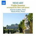 モーツァルト: ヴァイオリン・ソナタ集(ガロワ編曲) CD