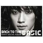 RAIN レイン/SPECIAL ALBUM : BACK TO THE BASIC 輸入盤 CD
