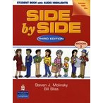 Side by 3rd Edition Level 2 Student book with Audio Highlights