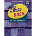 Word by Word Basic 2nd Edition Begin Vocab Work Book+CD