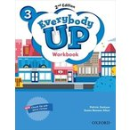 Everybody Up 2nd Edition Level 3 Workbook