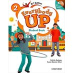 Everybody Up 2nd Edition Level 2 Student Book with Audio CD Pack