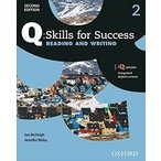 Q: Skills for Success 2E: Reading & Writing: Level 2 SB