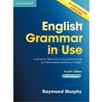 English Grammar in Use 4th Edition Book with Answers