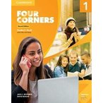 Four Corners 2/E Level 1 Student's Book with Self-study