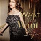 JUJU / What You Want(初回生産限定盤/CD+DVD) [CD]