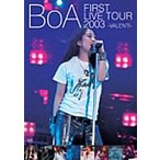 BoA FIRST LIVE TOUR 2003 〜VALENTI〜(期間限定) ※再発売 DVD