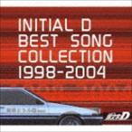(オムニバス) INITIAL D BEST SONG COLLECTION 1998‐2004 CD
