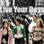 TRF/Live Your Days CD