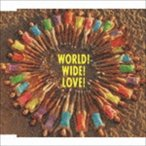 hitomi/WORLD!WIDE!LOVE! CD