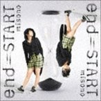 misono/end=START/終点〜君の腕の中〜(CD+DVD/ジャケットA) CD