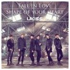 U-Kiss / FALL IN LOVE/SHAPE OF YOUR HEART(初回生産限定盤/CD+DVD) [CD]