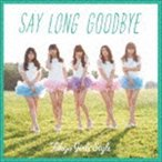 東京女子流/Say long goodbye/ヒマワリと星屑 -English Version-(Type-A/CD+DVD) CD