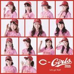 C-Girls2015/Let's go! Red! CD