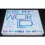 Kis-My-Ft2 / KIS-MY-WORLD(初回生産限定盤A/2CD+DVD) [CD]